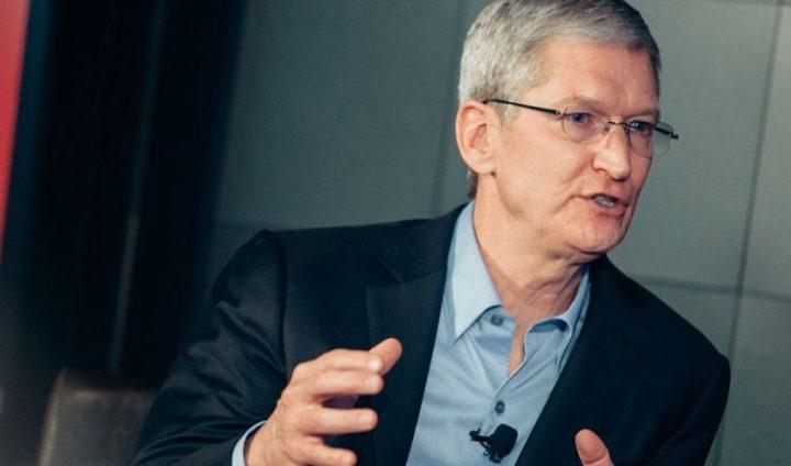 库克:苹果公司在教育上的努力无任何私心